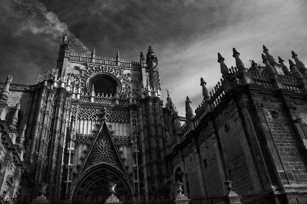 Sevilla Cathedral hero
