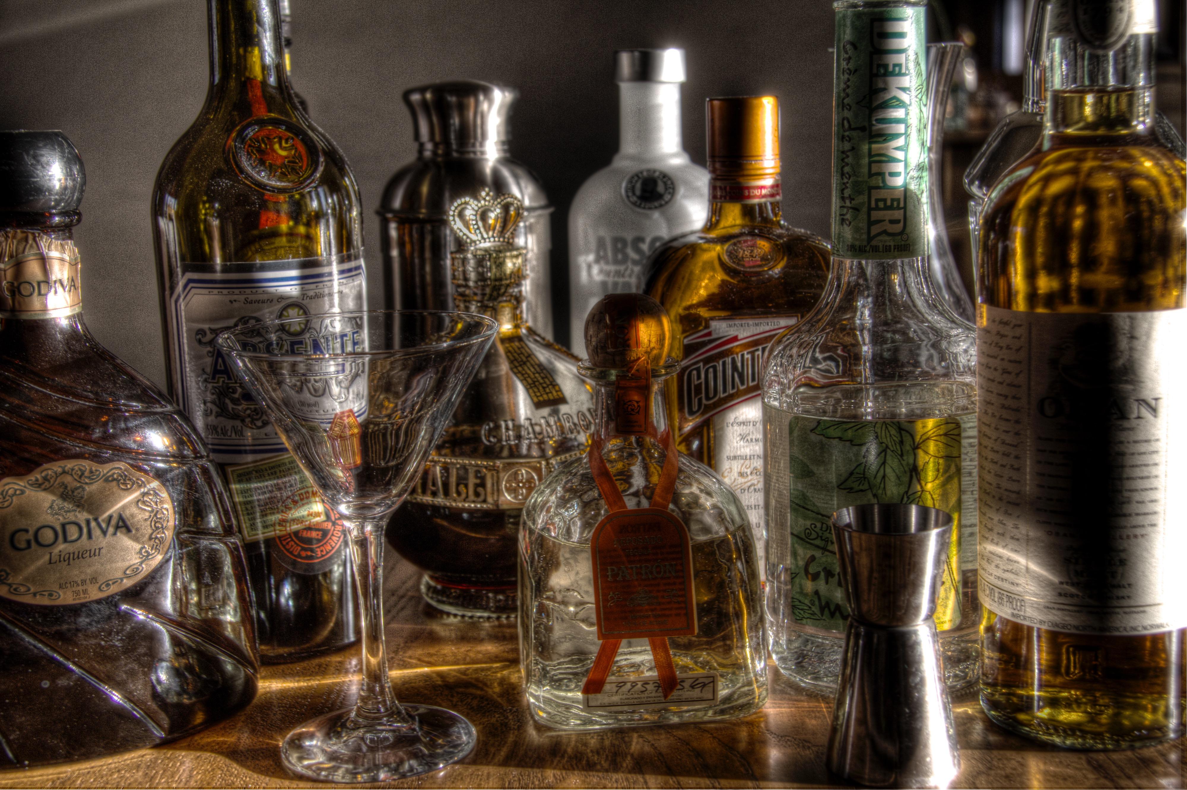 Everyday Surreal Bottles