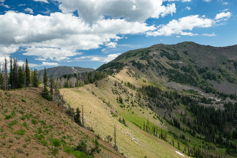 Bighorn Lake Pass